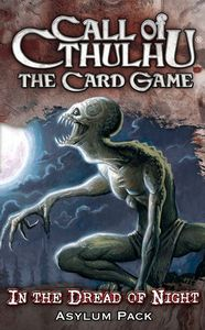 Call of Cthulhu: The Card Game – In the Dread of Night Asylum Pack