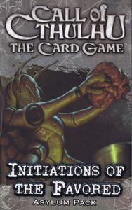 Call of Cthulhu: The Card Game – Initiations of the Favored Asylum Pack