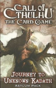 Call of Cthulhu: The Card Game – Journey to Unknown Kadath Asylum Pack