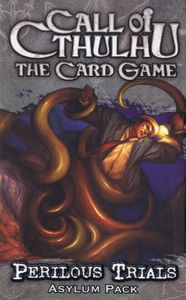 Call of Cthulhu: The Card Game – Perilous Trials Asylum Pack