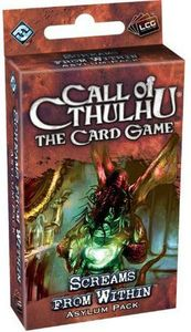Call of Cthulhu: The Card Game – Screams from Within Asylum Pack