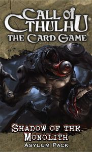 Call of Cthulhu: The Card Game – Shadow of the Monolith Asylum Pack