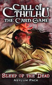 Call of Cthulhu: The Card Game – Sleep of the Dead Asylum Pack