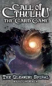 Call of Cthulhu: The Card Game – The Gleaming Spiral Asylum Pack