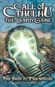 Call of Cthulhu: The Card Game – The Path to Y'ha-nthlei Asylum pack