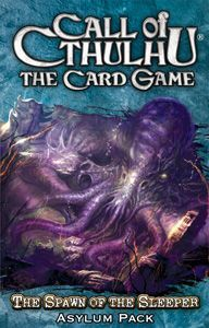 Call of Cthulhu: The Card Game – The Spawn of the Sleeper Asylum pack