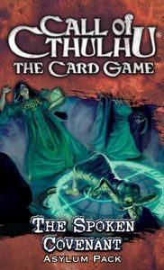 Call of Cthulhu: The Card Game – The Spoken Covenant Asylum Pack