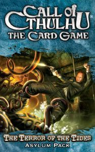 Call of Cthulhu: The Card Game – The Terror of the Tides Asylum Pack