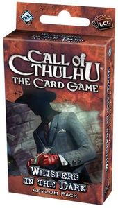 Call of Cthulhu: The Card Game – Whispers in the Dark Asylum Pack