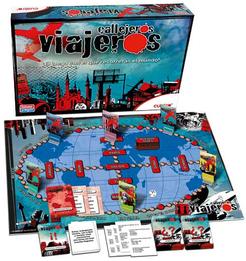 Callejeros Viajeros: el juego