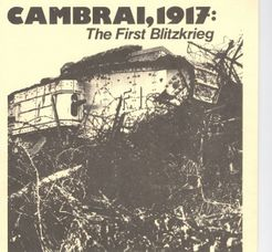 Cambrai, 1917: The First Blitzkrieg