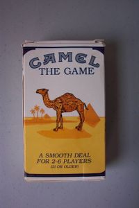 Camel: The Game