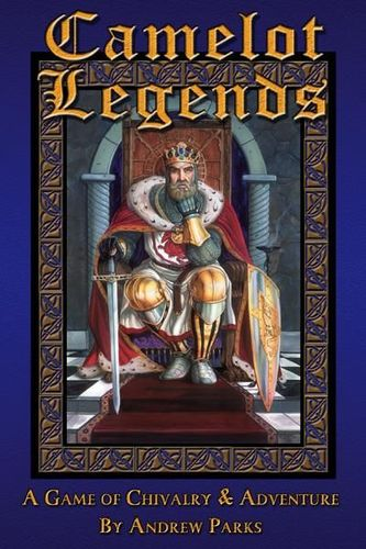 Camelot Legends Board Game | BoardGames com | Your source for