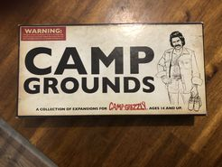 Camp Grizzly: Camp Grounds