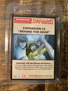 Camp Grizzly: Expansion #3 – Behind the Bear