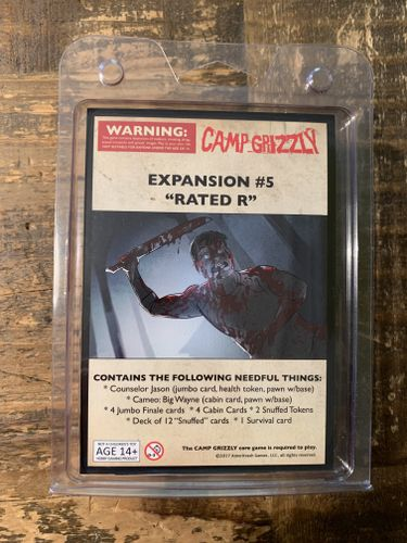 Camp Grizzly: Expansion #5 – Rated R