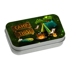 Camp This!: The Mint Tin Game