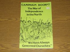 Campaign Book #7: The War of Independence in the North