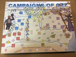 Campaigns of Ozz