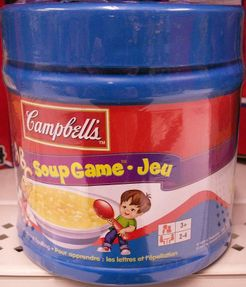 Campbell's Soup Game