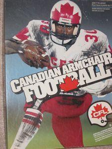 Canadian Armchair Football
