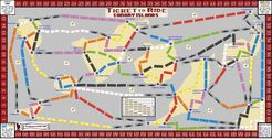 Canary Islands (fan expansion to Ticket to Ride)