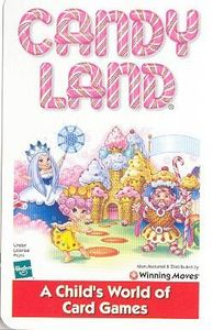 Candy Land Card Game