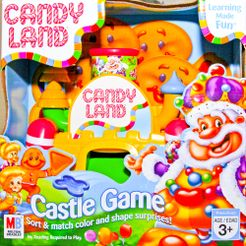 Candy Land Castle