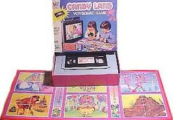 Candy Land VCR Board Game
