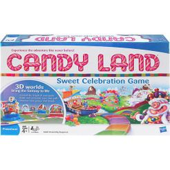 Candyland Sweet Celebration Game