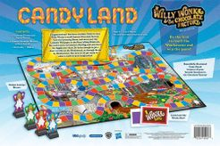 Candyland: Willy Wonka & The Chocolate Factory