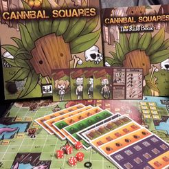 Cannibal Squares