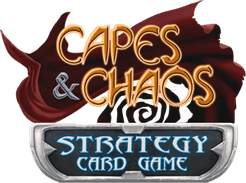 Capes & Chaos: Strategy Card Game