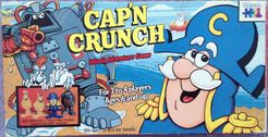 Capn Crunch Island Adventure Game