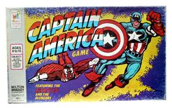 Captain America Game (Featuring the Falcon and the Avengers)