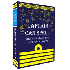 Captain Can Spell