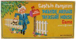 Captain Kangaroo: Parade Around the Treasure House Game