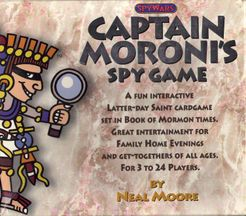 Captain Moroni's Spy Game