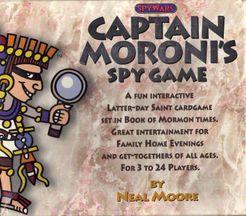 Captain Moroni's Spy Game