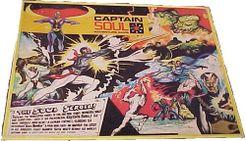 Captain Soul Adventure Game