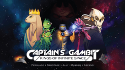 Captain's Gambit: Kings of Infinite Space