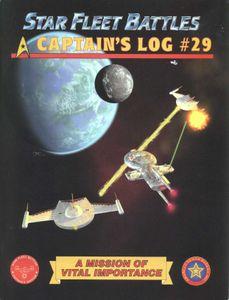 Captain's Log #29