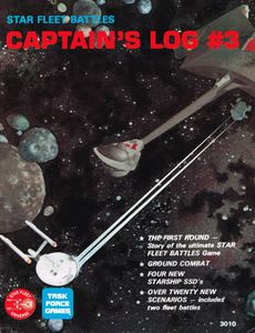 Captain's Log #3
