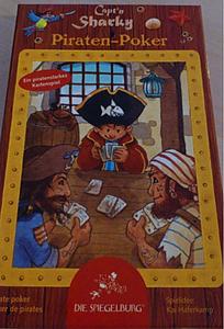 Capt'n Sharky: Piraten-Poker