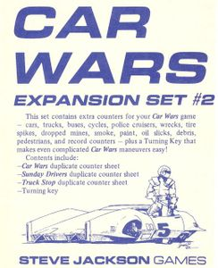 Car Wars Expansion Set #2