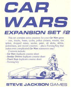 Car Wars Expansion Set #2