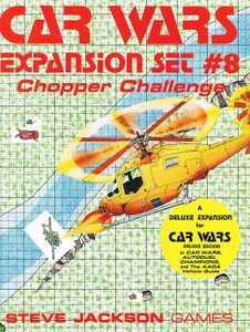 Car Wars Expansion Set #8, Chopper Challenge