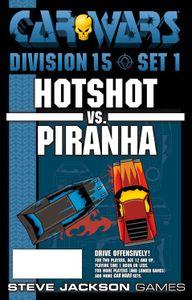 Car Wars Fifth Edition Starter Set, Division 15 - Set 1