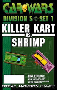 Car Wars Fifth Edition Starter Set, Division 5 - Set 1