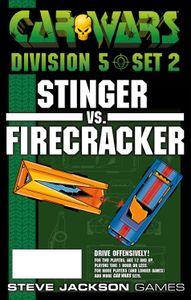 Car Wars Fifth Edition Starter Set, Division 5 - Set 2